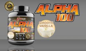 Alpha100-Flavour-Vanilla